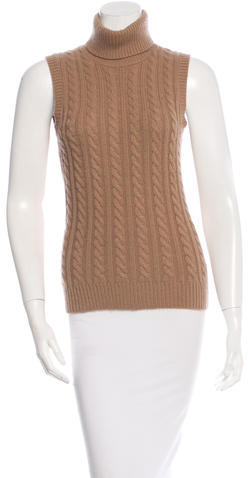 MICHAEL Michael Kors Michael Kors Wool Knit Sleeveless Top