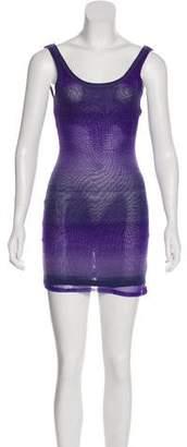 Alice + Olivia Casual Sleeveless Dress