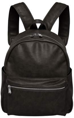 Urban Originals Practical Vegan Leather Backpack
