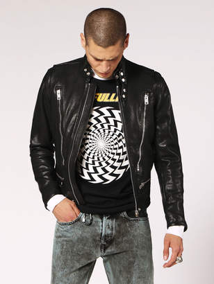 Diesel Leather jackets 0EATQ - Black - L