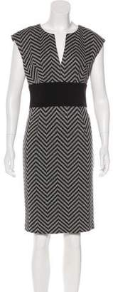 Trina Turk Sleeveless Knee-Length Dress