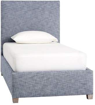 Pottery Barn Kids Monique Lhuillier Upholstered Square Bed