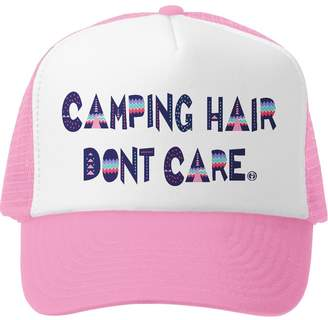 Grom Squad Camping Hair Don't Care Trucker Hat