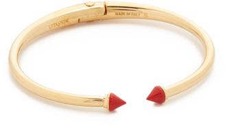 Vita Fede Ultra Mini Titan Stone Bracelet $375 thestylecure.com