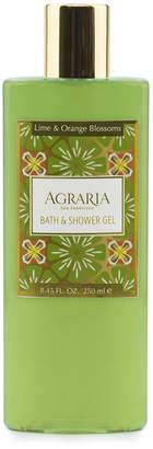 Agraria Lime & Orange Blossom Bath & Shower Gel
