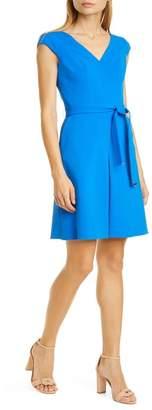 Karen Millen Compact Jersey A-Line Dress
