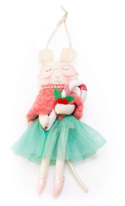 kohls lauren conrad mouse candy cane christmas ornament
