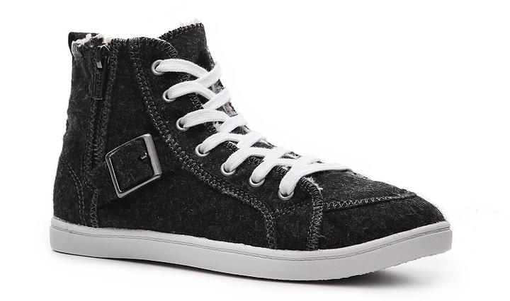 Roxy Castaway High-Top Sneaker