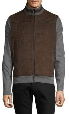 Bugatti Vest-Illusion Zip Jacket