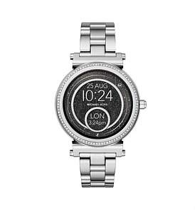 Michael Kors Sofie Silver Smartwatch