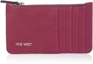 Nine West Zip Card Case