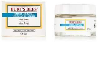 Burt's Bees Hydrating Intense Night Cream 50g