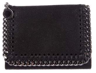 Stella McCartney Small Falabella Flap Wallet