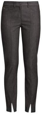 St. John Lightweight Front Slit Jeans