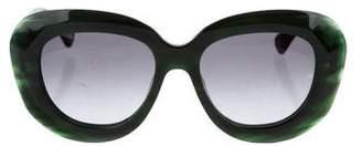 Oliver Goldsmith Norum Gradient Sunglasses