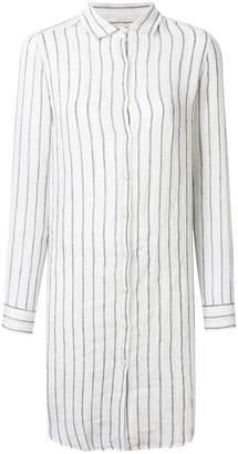 Woolrich striped long shirt