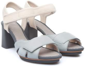 Camper Myriam Ankle Strap Platform Sandal