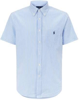 Polo Ralph Lauren Striped Seersucker Shirt