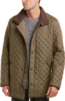 Brooks Brothers Quilted Walking Jacket