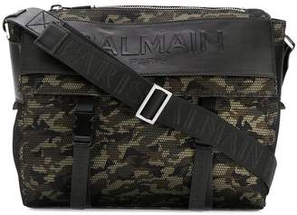 camouflage satchel bag