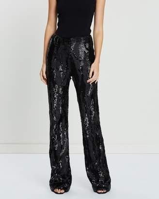 Rachel Gilbert Dinah Sequin Pants