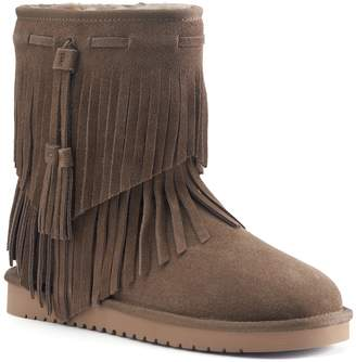 Koolaburra by UGG Cable Tall Women's Winter Boots $94.99 thestylecure.com
