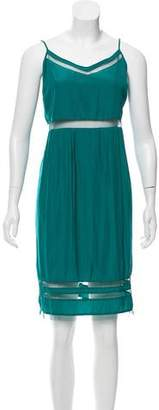 Elizabeth and James Sleeveless Midi Dress w/ Tags