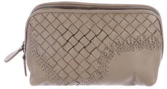 Bottega VenetaBottega Veneta Intrecciato Cosmetic Bag