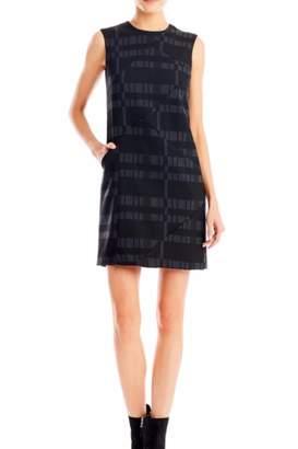 Nicole Miller Stripe Sheath Dress