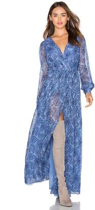 MAJORELLE Taos Maxi Dress $348 thestylecure.com