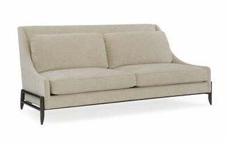 Caracole Modern Slope Arm Mid-Century Sofa Caracole Modern