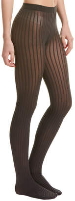 Wolford Textured Stripes Tights