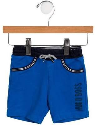 HUGO BOSS Boss by Boys' Knit Drawstring Shorts