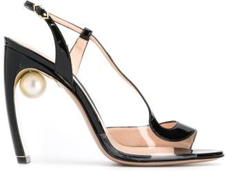 Nicholas Kirkwood Maeva Pearl sandals