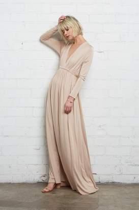 Rachel Pally Long Sleeve Full Length Caftan - Bamboo