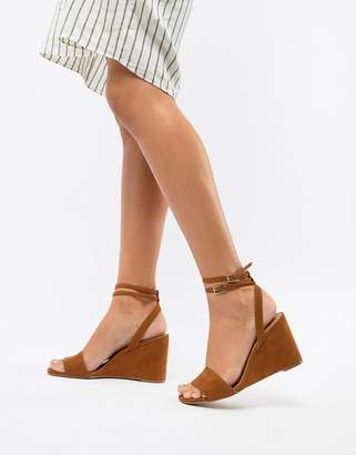 Asos Design Holt Sandal Wedges