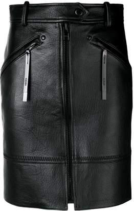 Kenzo high-waisted mini skirt
