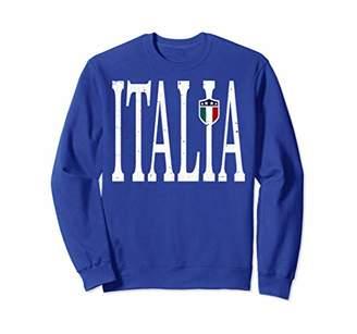 Retro Big Italia Sweatshirt
