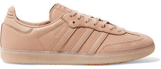 adidas Samba Og Leather And Suede Sneakers - Blush