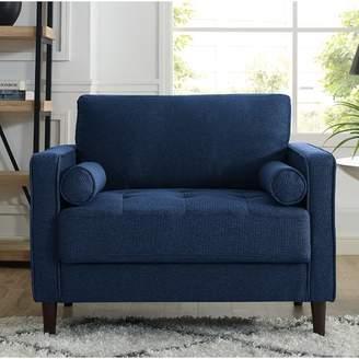 Mercury Row Garren Armchair Upholstery