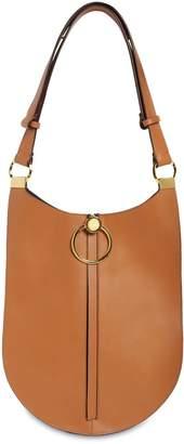 Marni Medium Earring Leather Shoulder Bag