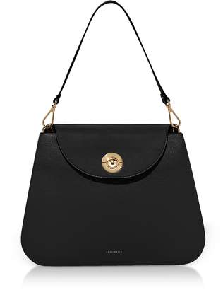 Coccinelle Jalouse Leather Shoulder Bag