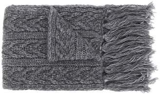 Barena long chunky knit scarf