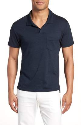 Todd Snyder Regular Fit Polo
