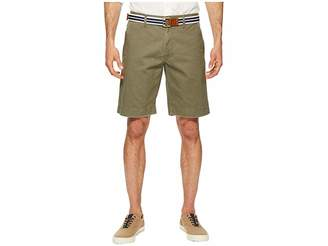 U.S. Polo Assn. Hartford Flat Front Twill Shorts Men's Shorts