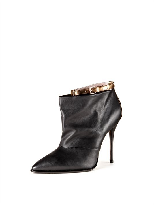 Sloane **** Ankle Strap Bootie