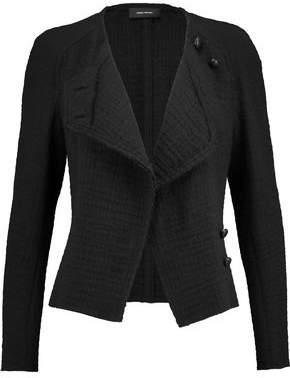 Isabel Marant Lawrie Wrap-Effect Wool Jacket
