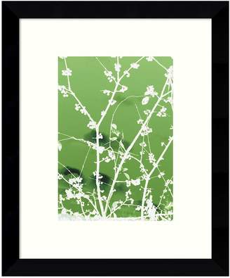 Amanti Art Autumn Branch Framed Wall Art