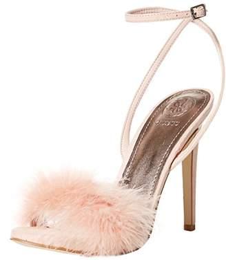 GUESS Women's Avis Heeled Sandal