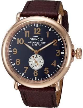 Shinola Detroit The Runwell 47mm - 10000168 Watches